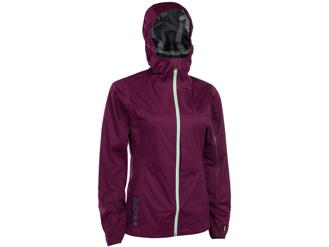 ION Scrub AMP 3-Layer Jacket Women pink isover